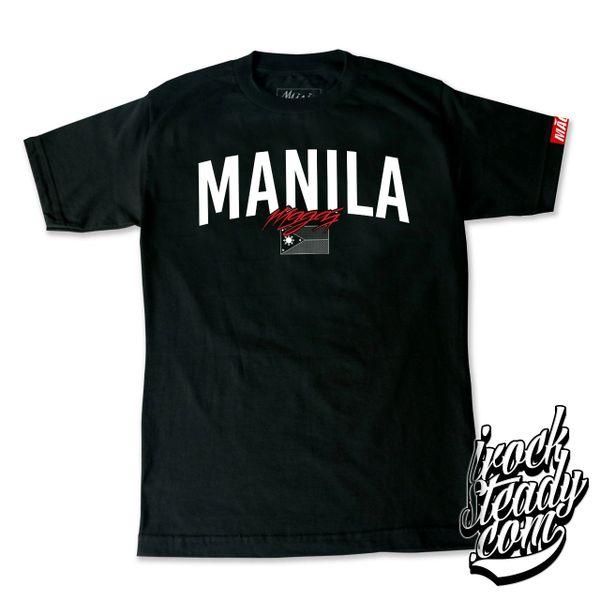 MAGAS (Reppin' Worldwide) Manila Tee