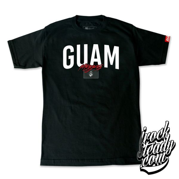 MAGAS (Reppin' Worldwide) Guam Tee