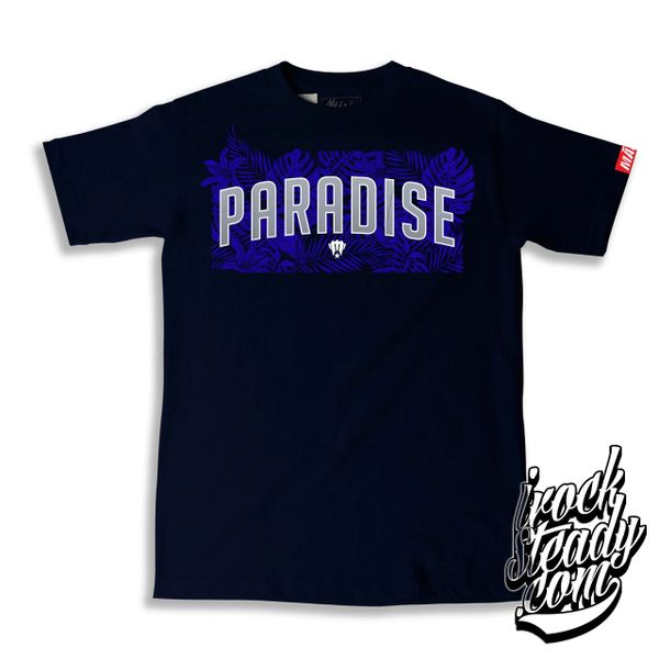 MAGAS (Paradise) Navy Tee