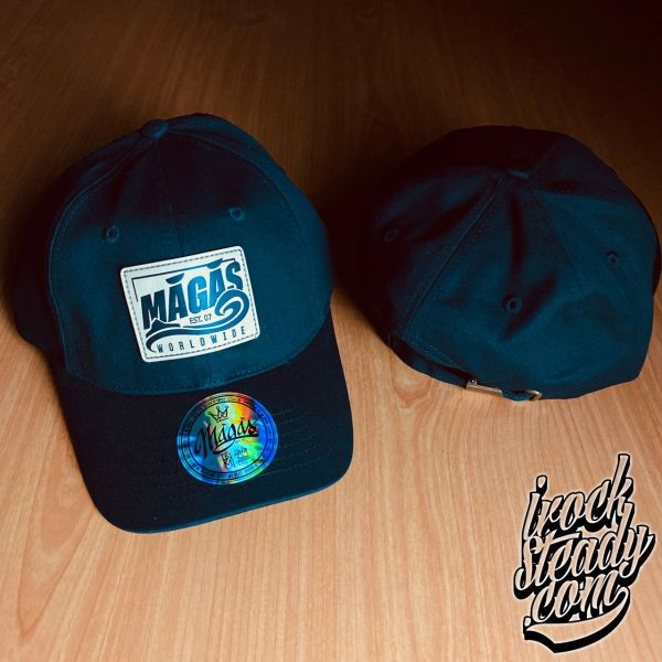MAGAS (Worldwide) Black Dad Hat