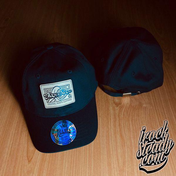 STRESSFREE Black Dad Hat
