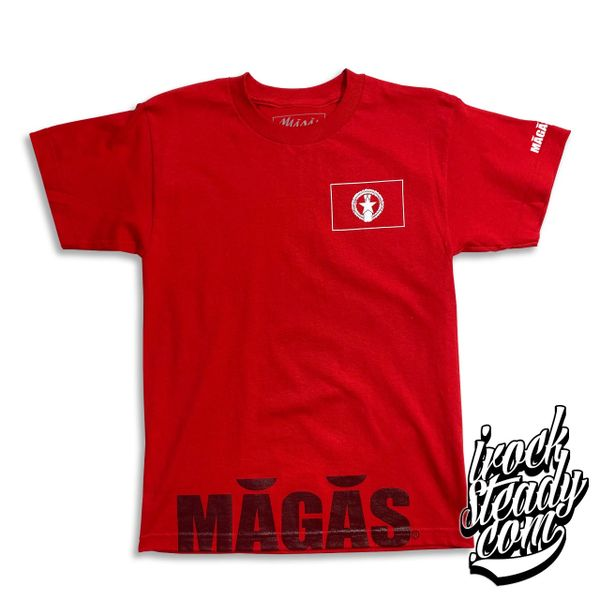 MAGAS (CNMI Strong) Red Tee