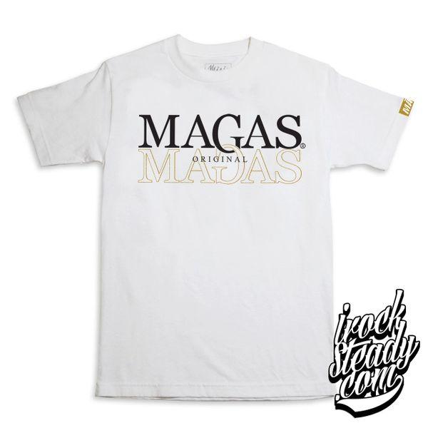 MAGAS (Original) White Tee