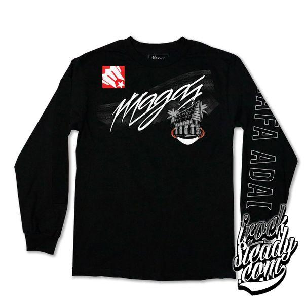MAGAS (Heritage) Black Longsleeve