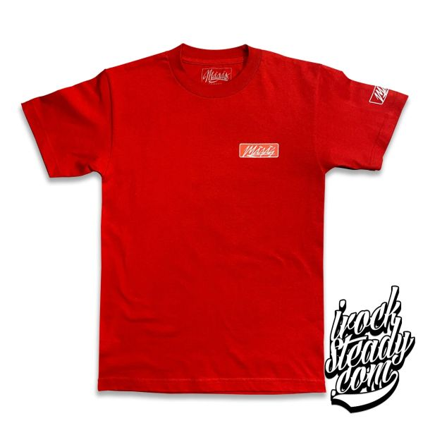 MAGAS (CNMI Chain) Red Tee