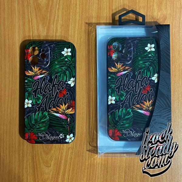 MAS MAGAS Hafa Adai Floral Cellphone Case