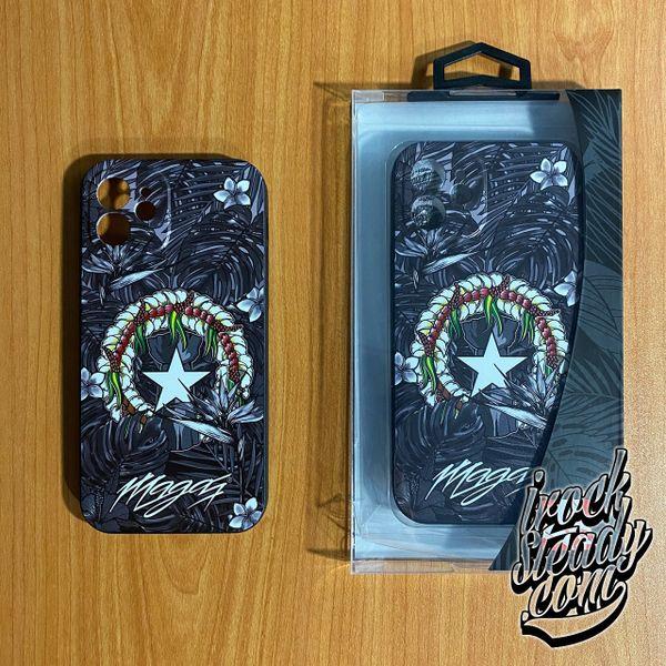 MAGAS Floral CNMI Seal Cellphone Case