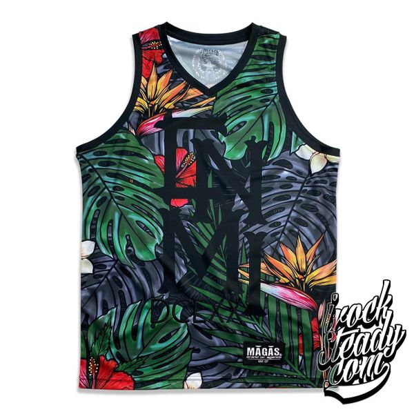 MAGAS (CNMI Floral) Jersey