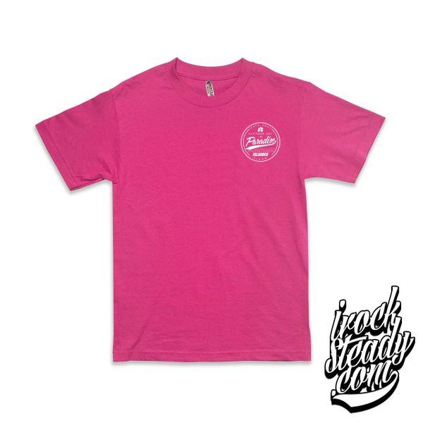 MAGAS (Paradise Islander) Hot Pink Youth Tee
