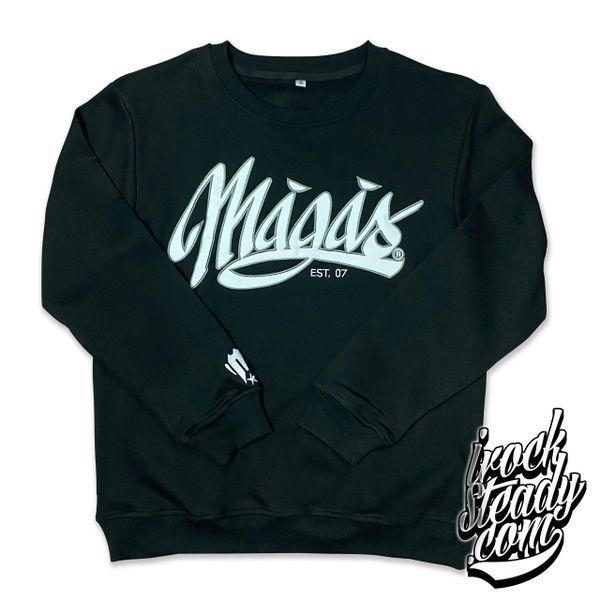 MAGAS (Signature) Black Sweatshirt