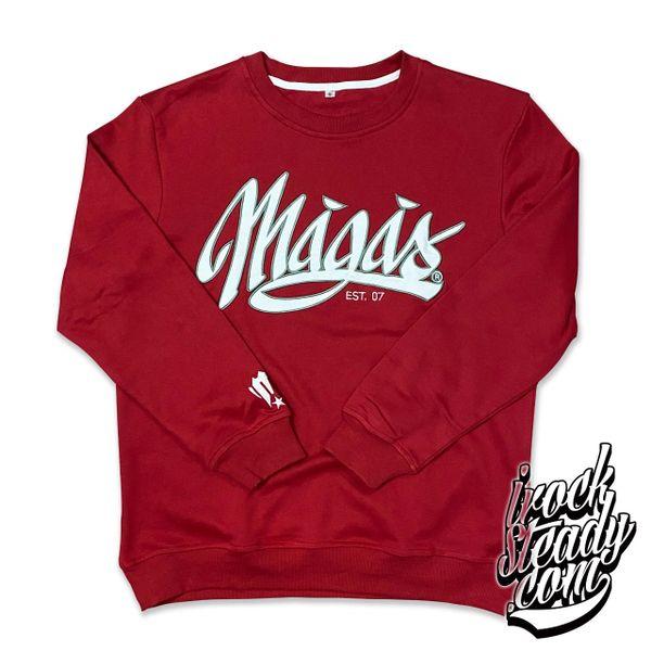 MAGAS (Signature) Red Sweatshirt