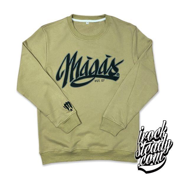 MAGAS (Signature) Khaki Sweatshirt