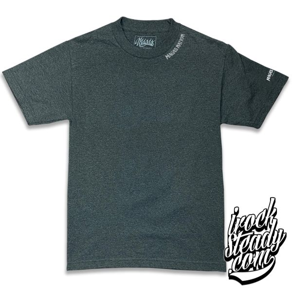 MAGAS (Brand of Legends) Charcoal Heather Tee