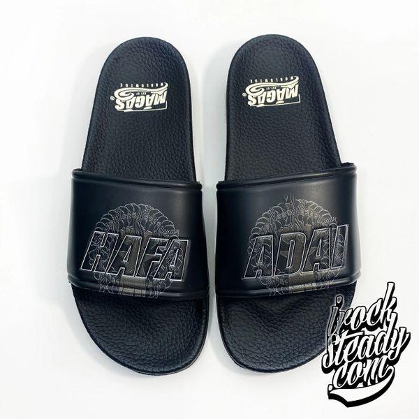 MAGAS (Hafa Adai) Black Slides