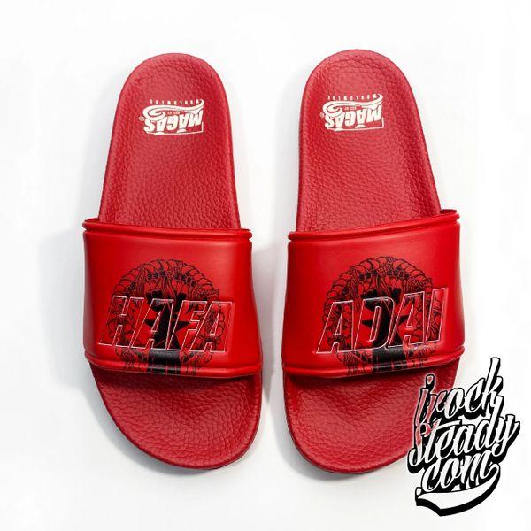 MAGAS (Hafa Adai) Red Slides