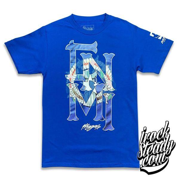 MAGAS (CNMI Representative III) Royal Blue Tee