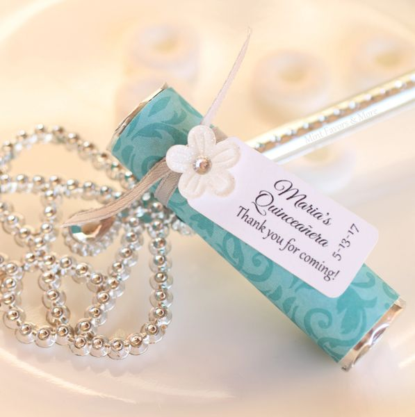Quinceanera Party Favors Choose Any Color