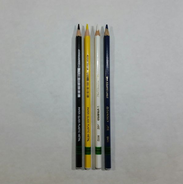 "4 PACK SET ~ ""Stabilo"" ~ Guide Mark Pencils"