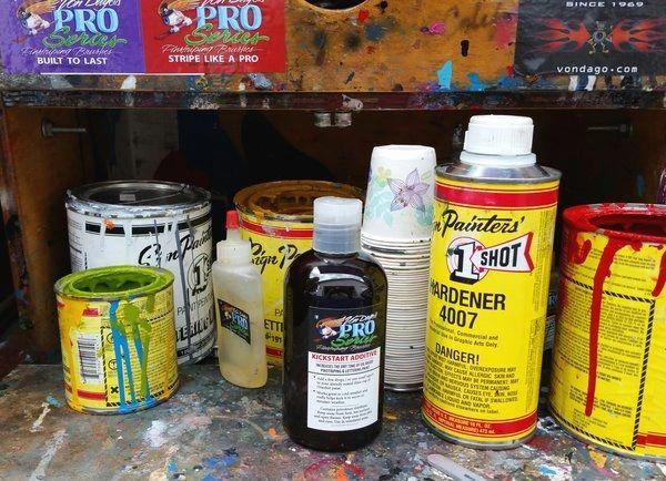 * Kick Start * ~ 1 Shot Paint Additive - 4.oz