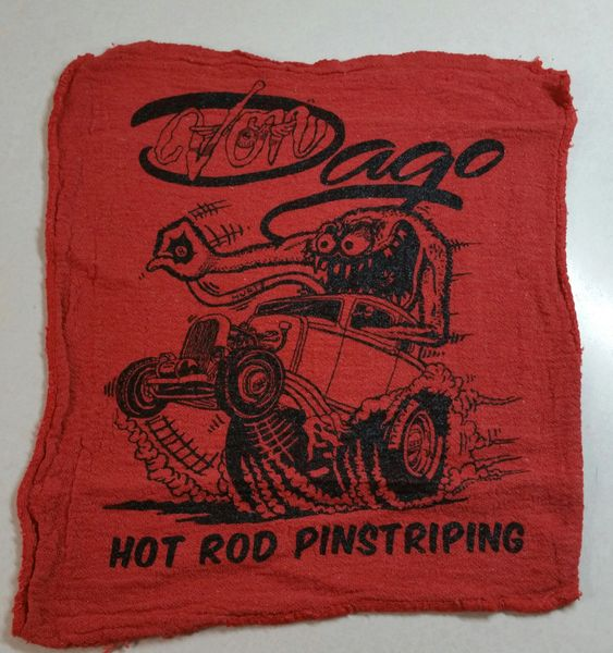 Von Dago Roth Monster Shop Rag ***Retirement Sale***