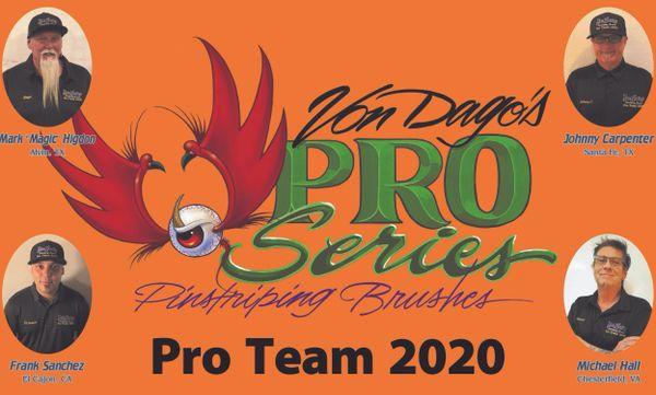 "2020 Pro Team ""Mini Poster"" - *FREE*"