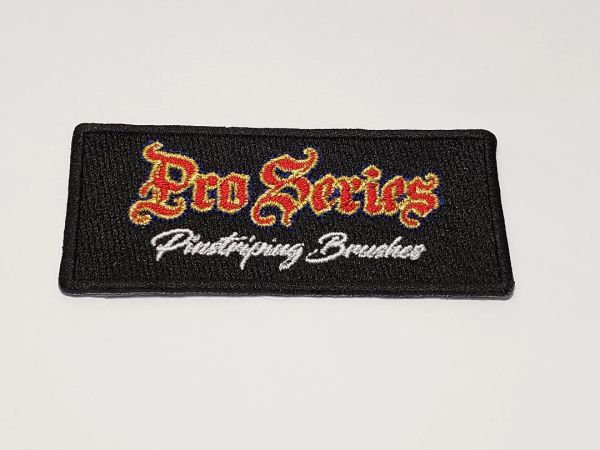 "Embroidered """"PATCH"""""