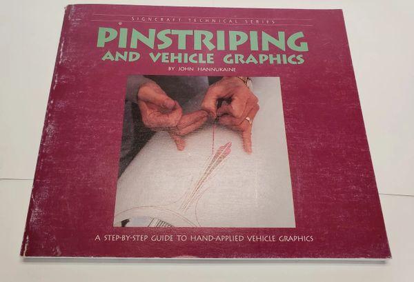 Pinstriping & Vehicle Graphics