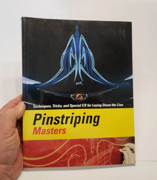 Pinstriping Masters - book 1