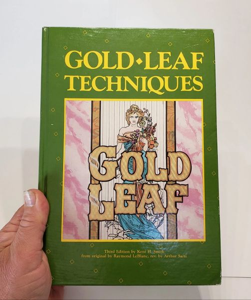 """How To"" Gold Leaf Techniques"