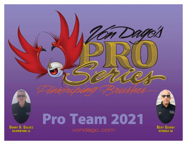 "2021 Pro Team ""Mini Poster"" - *FREE*"