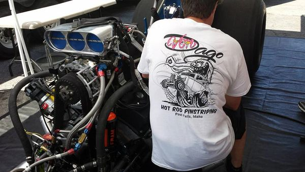 Von Dago Roth Monster Shirt ***Retirement Sale***