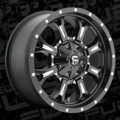 Fuel Offroad D517 Krank Wheels