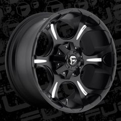 Fuel Offroad D523 Dune Wheels