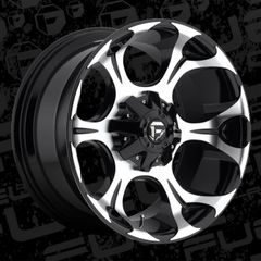 Fuel Offroad D524 Dune Wheels