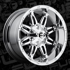 Fuel Offroad D529 Hostage Wheels