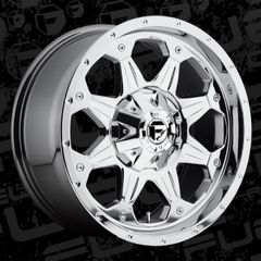 Fuel Offroad D533 Boost Wheels PVD