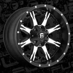 Fuel Offroad D541 Nutz Wheels