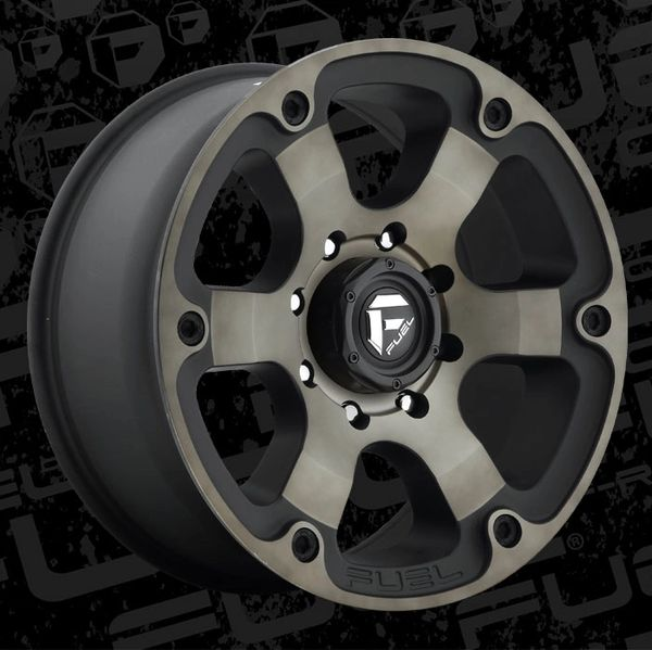 Fuel Offroad D564 Beast Wheels