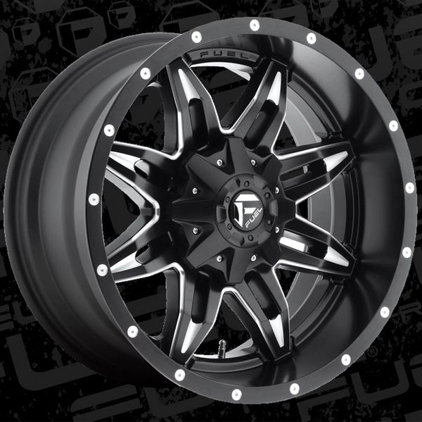 Fuel Offroad D567 Lethal Wheels