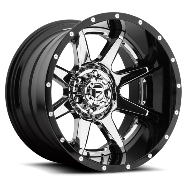 Fuel Offroad D237 Rampage Wheels