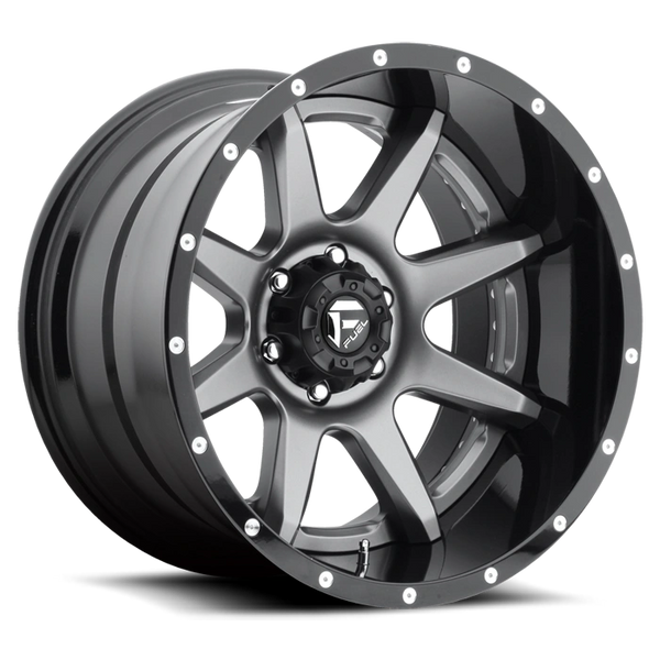 Fuel Offroad D238 Rampage Wheels