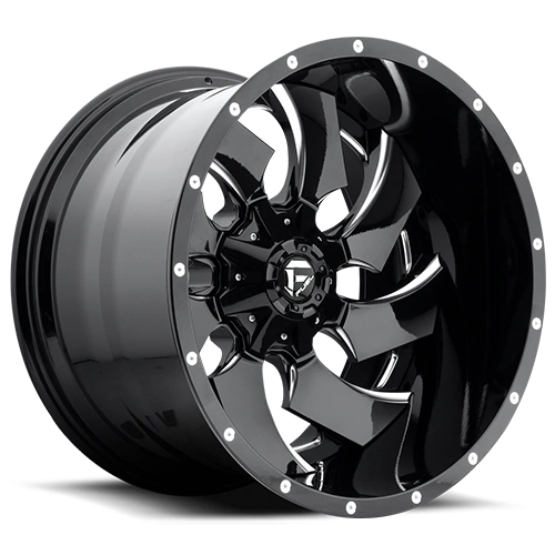 Fuel Offroad D239 Cleaver Wheels