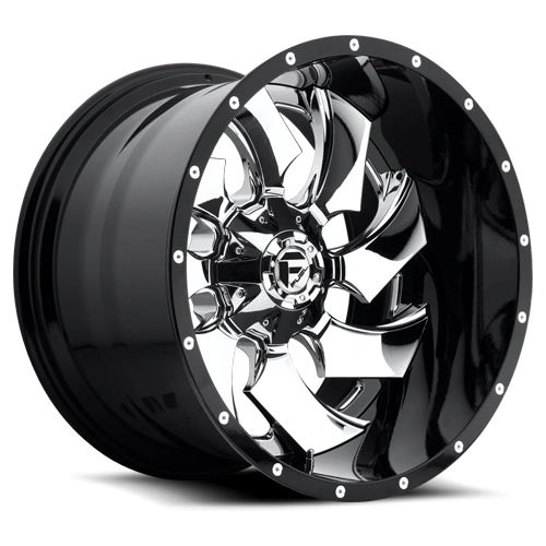 Fuel Offroad D240 Cleaver Wheels