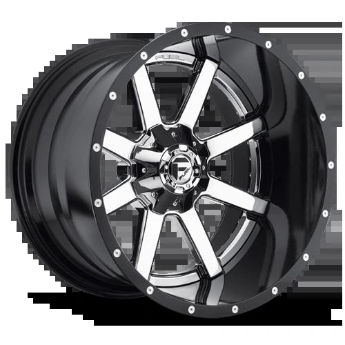Fuel Offroad D260 Maverick Wheels