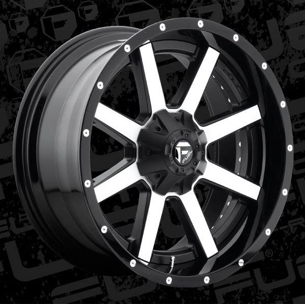 Fuel Offroad D262 Maverick Wheels