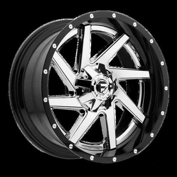 Fuel Offroad D263 Renegade Wheels