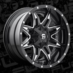 Fuel Offroad D267 Lethal Wheels