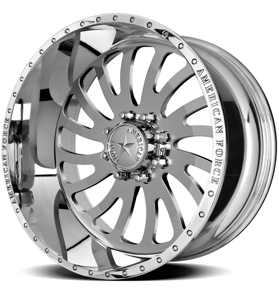American Force Octane Ss8 Wheels All Out Industries