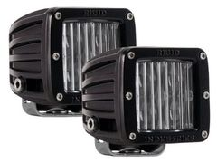 SAE Compliant Fog Light Set (D-Series)