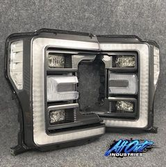 2017+ F250 Superduty OEM LED Headlight Housings